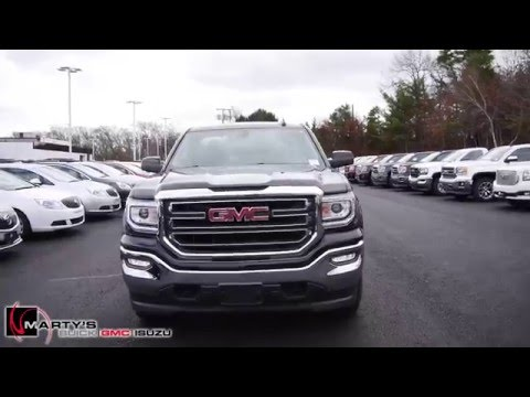2016 GMC Sierra Regular Cab Z71 - This Is It!