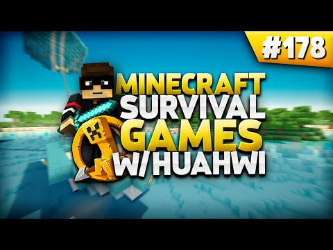 Minecraft Survival Games #178: MCSG First Try Fridays
