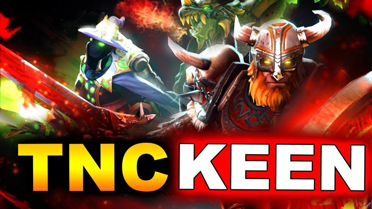 TNC vs KEEN - TOP 3 ELIMINATION! - ESL ONE MUMBAI 2019 DOTA 2
