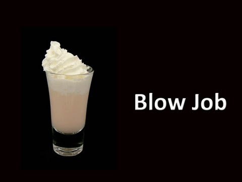 Blow Job Cocktail Shot Drink Recipe video