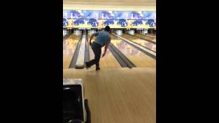 BJ Moore 299 Bowling Game