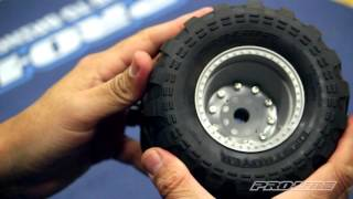 "Pro-Line HOW-TO: Brawler 2.6"" Clod Buster Wheel Assembly"