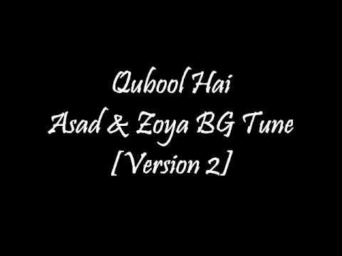 Asad & Zoya- Mitwa Ishq Pe Zor Nahi [25.12.12] (1) video
