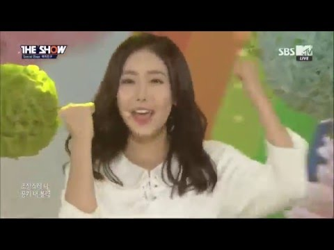 GFriend Special Stage The Show (3/8/2016)