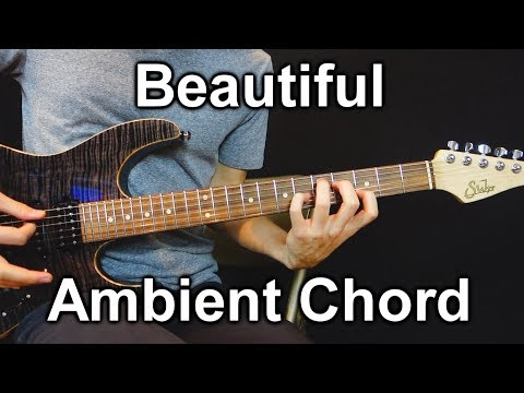 This Guitar Chord Is Beautiful (You Should Learn It!) - Chordal Lesson Ep.12