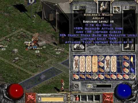 Fun Diablo  Builds Pvm