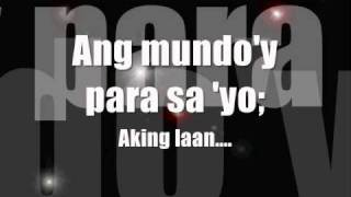 DREAMING OF YOU Tagalog version since 2002