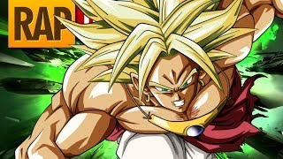 Rap do Broly (Dragon Ball Super) | Tauz RapTributo 21