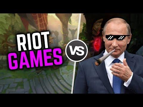 Putin Zniszczył League Of Legends! [ZOBACZ FILM!] [SZOK!]
