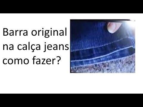Vídeo-aula Barra original perfeita