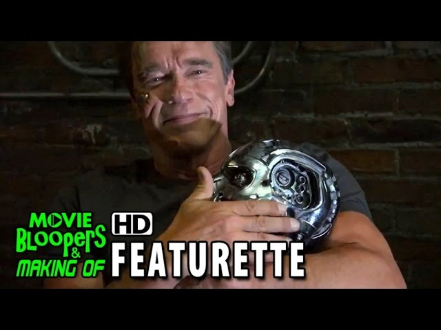 Terminator Genisys (2015) Featurette - Arnold's Back