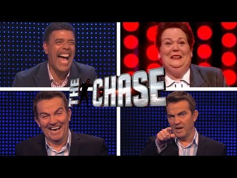Bradley Walsh's Funniest Moments - The Chase
