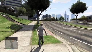 "GTA 5 Cheats - ""SUPER JUMP"" Cheat Code"