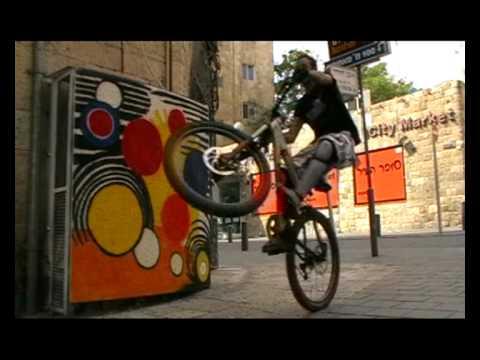 Extreme freeride in Jerusalem Rider - Eliyahu Nawee Photography - Gidi Sorotzkin Work by Tomer Akunis Music - Metallica - Reload - Fuel.