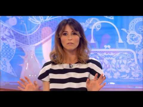 Rachel Stevens on 'Loose Women' - 23rd May 2013