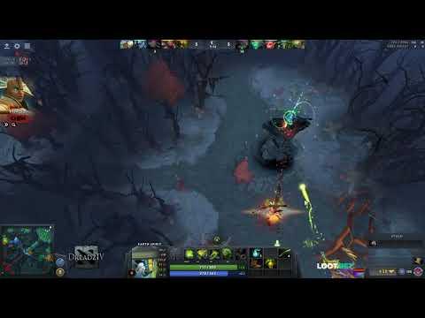 Dread's stream | Dota 2 - Sniper / Puck / Clockwerk / Axe | 09.11.2017