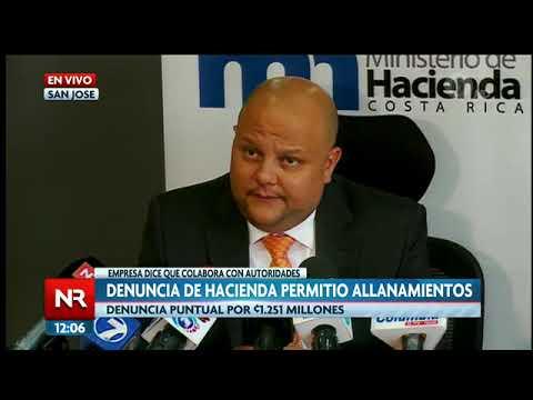 Cuatro oficinas de Movistar fueron allanadas durante la mañana