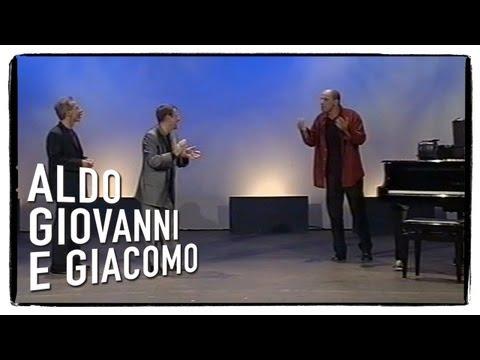 I tormentoni di Aldo: non ci posso credere - Potevo rimanere offeso di Aldo Giovanni e Giacomo