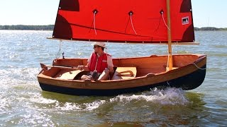 Tenderly 10 Dinghy Kit By Chesapeake Light Craft