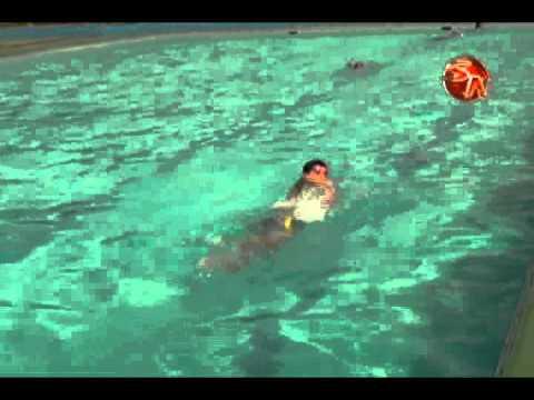 Jóvenes generaleños con discapacidad triunfan en natación