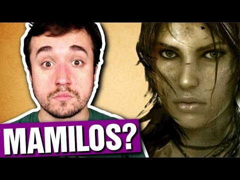 Polêmica do novo Tomb Raider e de jogos exclusivos - VLOG