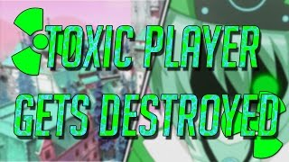Overwatch: Toxic Player Gets Destroyed