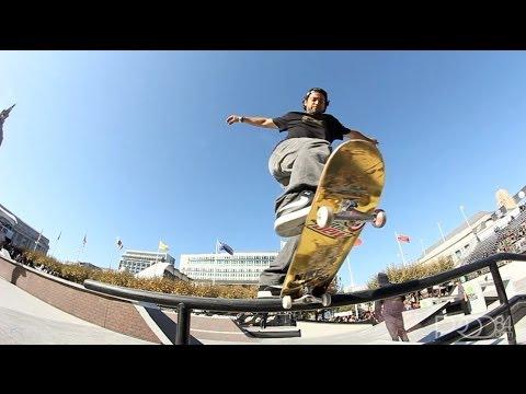 Paul Rodriguez Dew Tour 2013