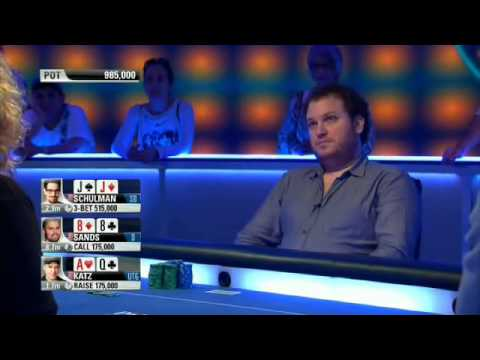 PСА-2013. Super High Roller. Е6, Final Table (RUS)