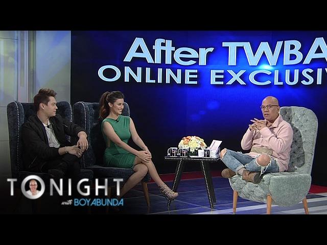 TWBA Online Exclusive: Enrique Gil and Liza Soberano