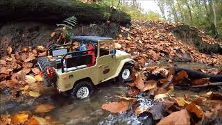 Countryman back on the Trail RC4WD FJ40 Cruiser