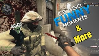 BYE BYE ACCOUNT?!?- CS GO Funny Moments & More in Competitive