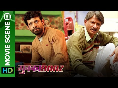 When father's try to control over your career decisions | Mukkabaaz | Vineet Singh