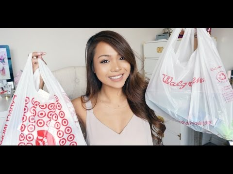 Travel Essentials HAUL! Gadgets, Toiletries, Packing Cubes + more! | Charmaine Dulak
