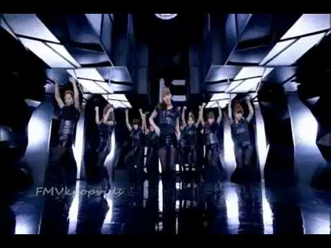 (dance Mv Mirrored) Snsd girl's Generation - Run Devil Run video