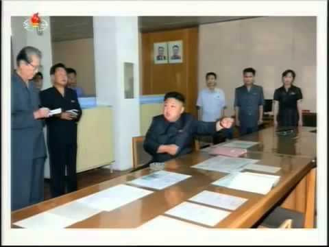 Kim Jong Un critizises Hydro meteorological Service