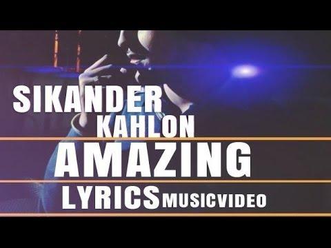 Sikander Kahlon - Amazing (Punjabi R&B) 2014