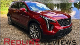 2019 Cadillac XT4 Sport - The Modern Small Caddy Reborn?