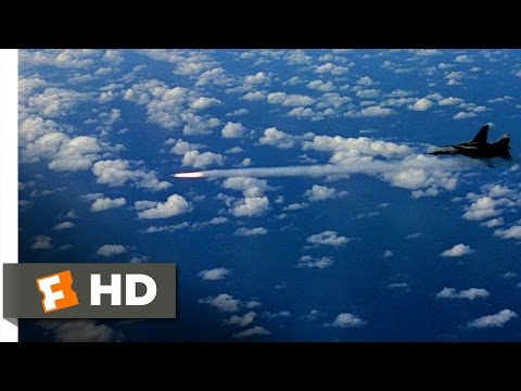 Top Gun (7/8) Movie CLIP - Final Dogfight (1986) HD