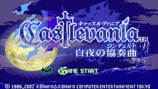 GBA39 Castlevania White Night, Coolbaby RS 34