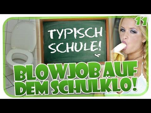 Typisch Schule #11 - Blowjob Auf Dem Schulklo! Seltsame Menschen! [minecraft] video