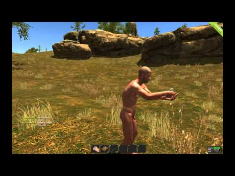Rust - Fooling around with naked men