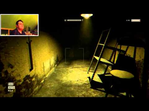 "MaxWellFed PLAYS OUTLAST: PART 4 ""THE NAKED MEN"""