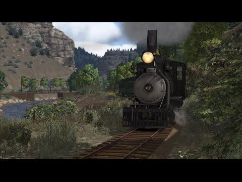 AMERICANISMS! - The Clear Creek Narrow Gauge Railroad.