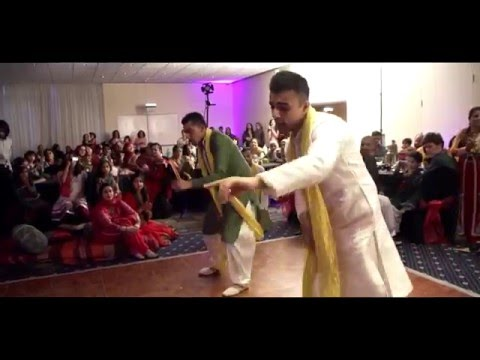 Download best bollywood indian wedding dance performance for 1234 get on the dance floor song mp3