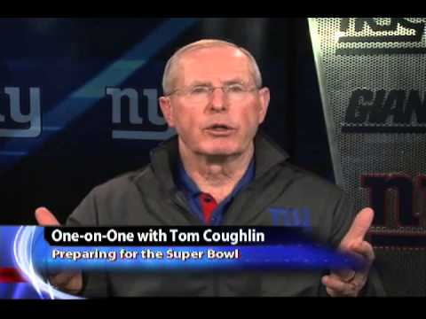 One-on-One With Tom Coughlin: Practical Advice for Achieving Success