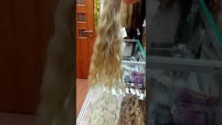 Волосы для наращивания в наличии в нашей студии(12)