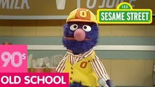 Sesame Street: Grover's Fast Food Restaurant