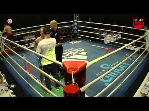FIGHT NIGHT IJMUIDEN - Jamie van Leeuwen vs Mohamed Chihma