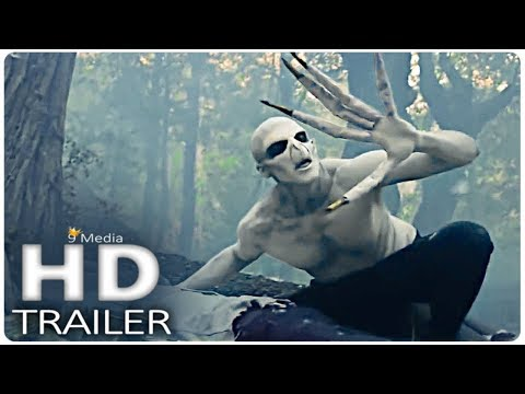 NEW MOVIE TRAILERS (2019) Sci-Fi Horror
