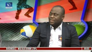 Sports This Morning: Discussing NPFL League Games,Trending Newspaper Stories Pt 2